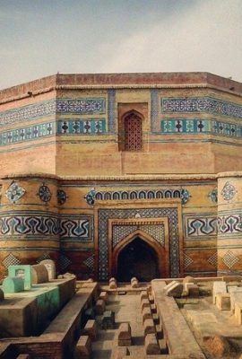 Tomb of Ghazi Khan